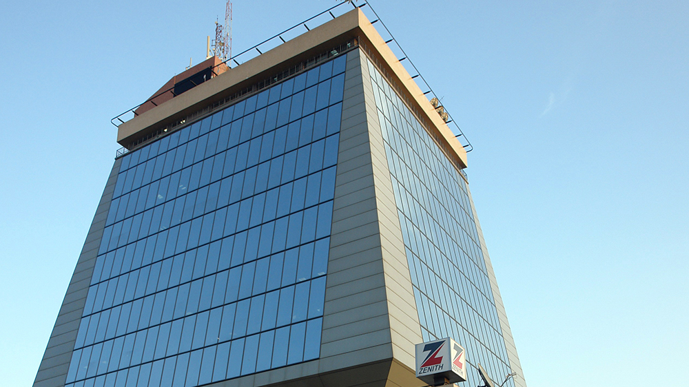 Premier Towers, one of the tallest buildings in Ghana