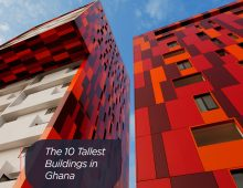 The 10 Tallest Buildings in Ghana