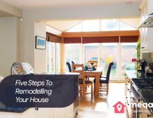 Five Steps To Remodelling Your House