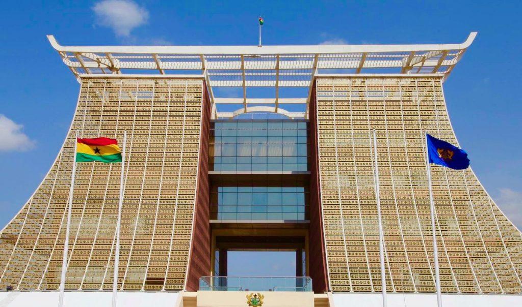 Flagstaff (Jubilee) House Ghana