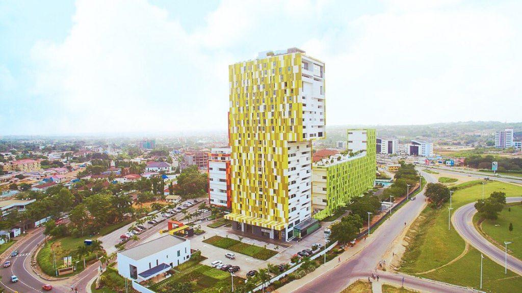 Villagio Vistas. Photo credit: Trassaco Ghana