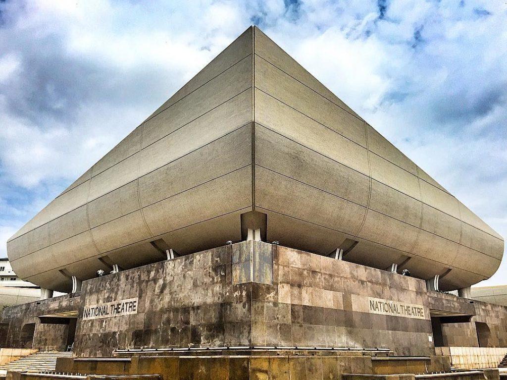 National Theatre, Ghana