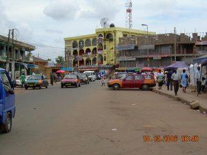 Accra newtown, unique places, Accra