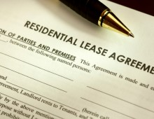 Lease Agreements: 5 things to know before signing