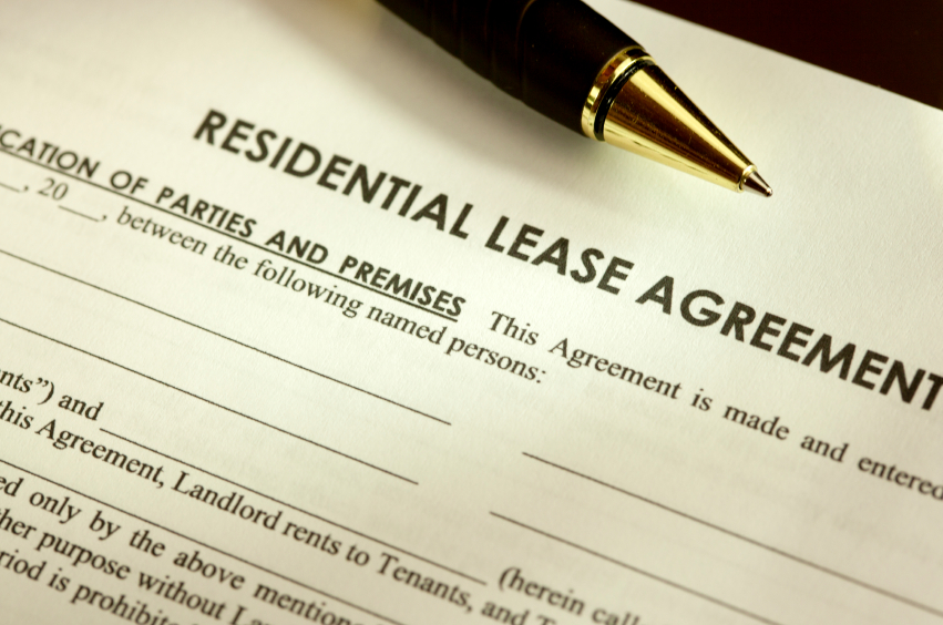 TenancyLease Agreements  Things To Know Before Signing