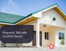 Property Talk With Cynthia Opuni