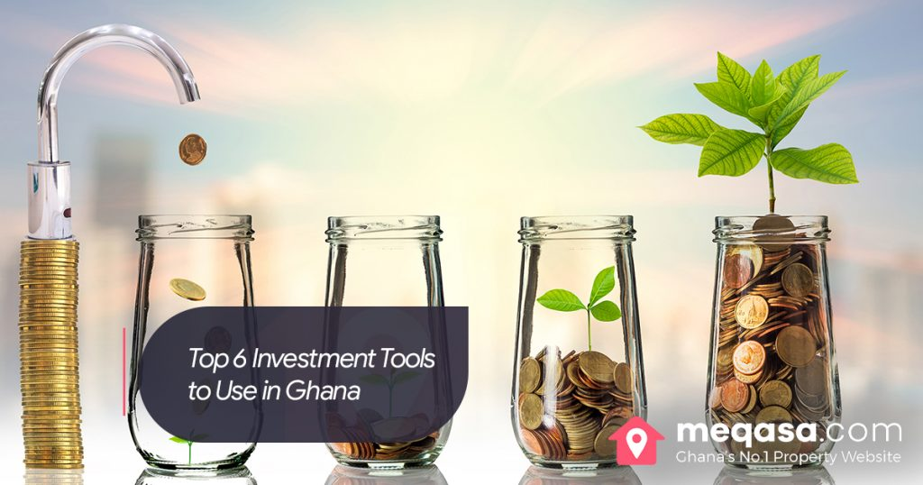 6 Investment tools To Use In Ghana