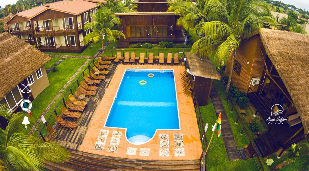 Aqua Safari Resort Holiday Destination in Ghana