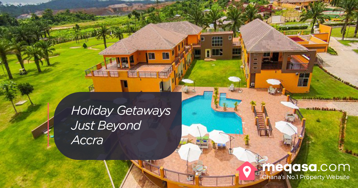 Holiday Getaways Just Beyond Accra