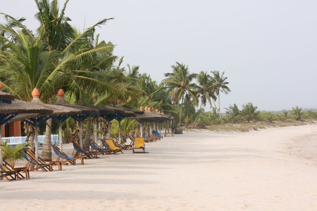 White Sands Beach Resort & Spa holiday destination in Ghana