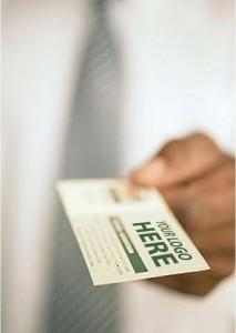 whitelabel business card