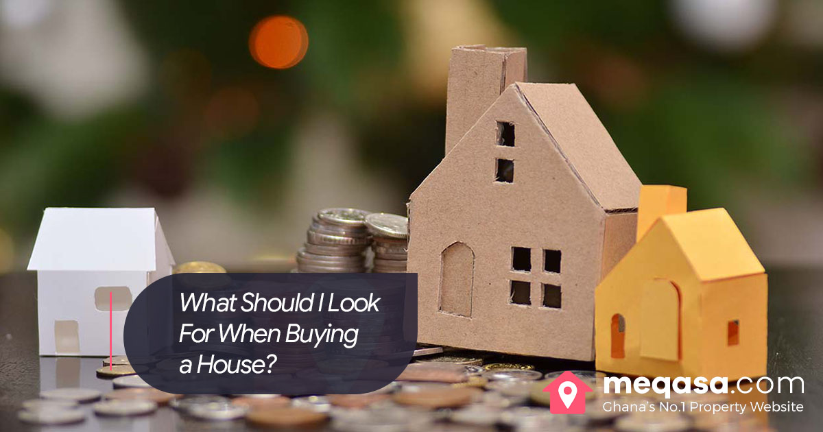 Q&A: What Should I Look For When Buying a House?