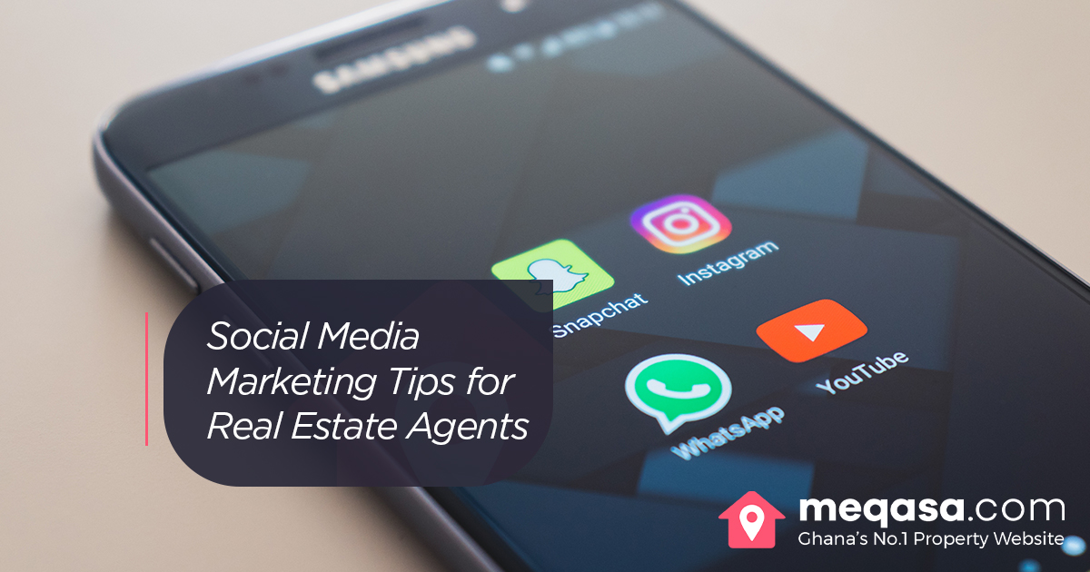 Great Social Media Marketing Tips for Real Estate Agents