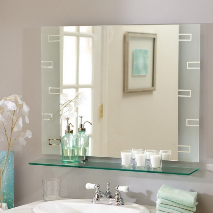 5 ideas to stylishly revamp your bathroom meqasa blog - Pictures of bathroom mirrors ...