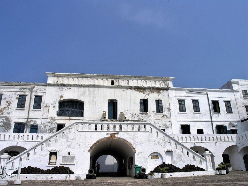 Iconic Cape Coast Castle Museum