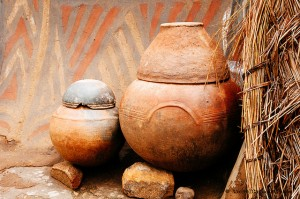 Large Cooking pots
