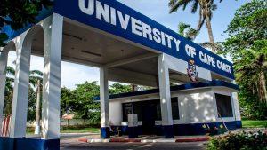 University of Cape Coast Entrance