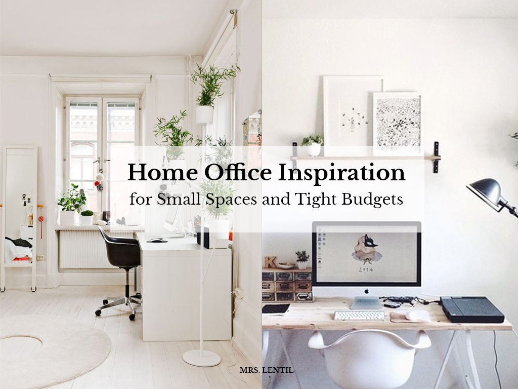 Tips For Designing A Lovely And Practical Home Office