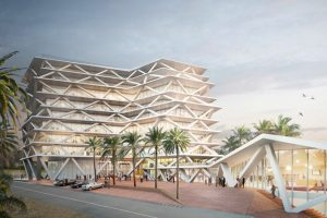 meQasa Building Design- Modern Ghanaian Building