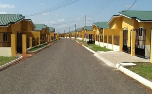 Different Types of Houses in Ghana- Gated comunities
