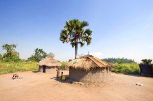 Traditional House Ghana