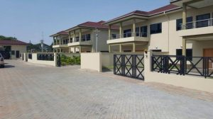 Different Types of Houses in Ghana- Townhouses