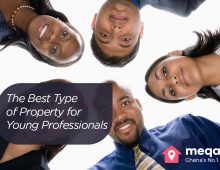 The Best Type of Property For Young Professionals