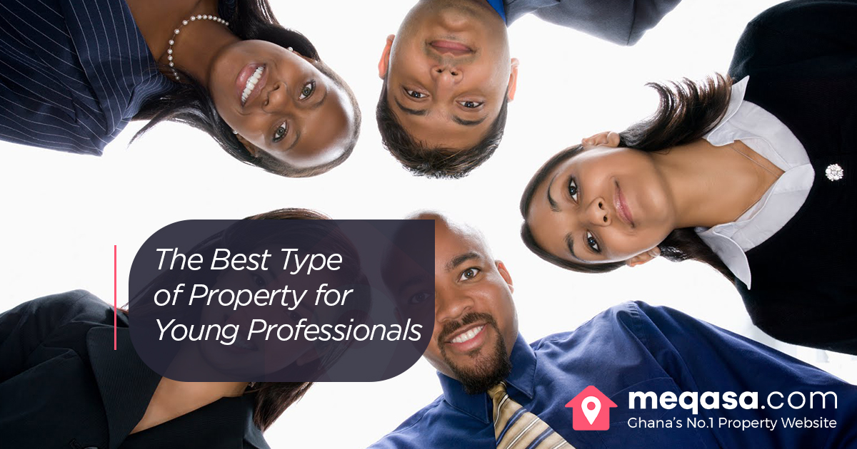 Best Type of Property for Young Professionals