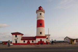 Landmarks.Jamestown Lighthouse