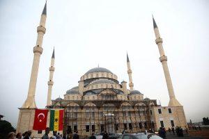 Landmarks.National Mosque