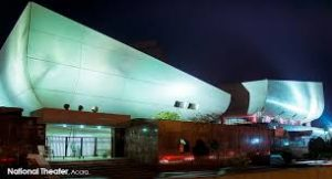 Landmarks. National Theatre