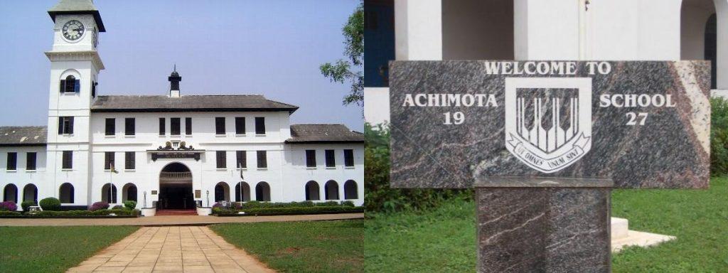 meQasa -- Achimota school