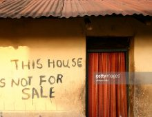 This House Is Not For Sale!
