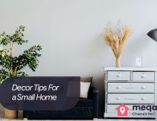 3 Decor Tips For a Small Home