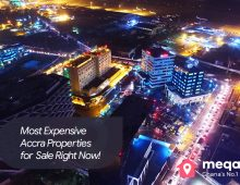 13 Most Expensive Accra Properties for Sale Right Now!