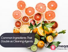Common Household Ingredients That Double as Cleaning Agents