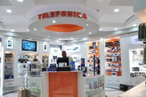 telefonika west hills mall