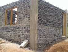 The Toa House Story: Building Homes Using Plastic Bottles