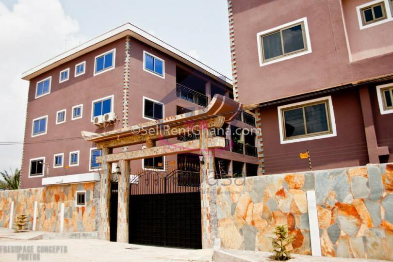 3 Bedroom Apartment short let at Achimota listed by SellRent Ghana on meQasa.com