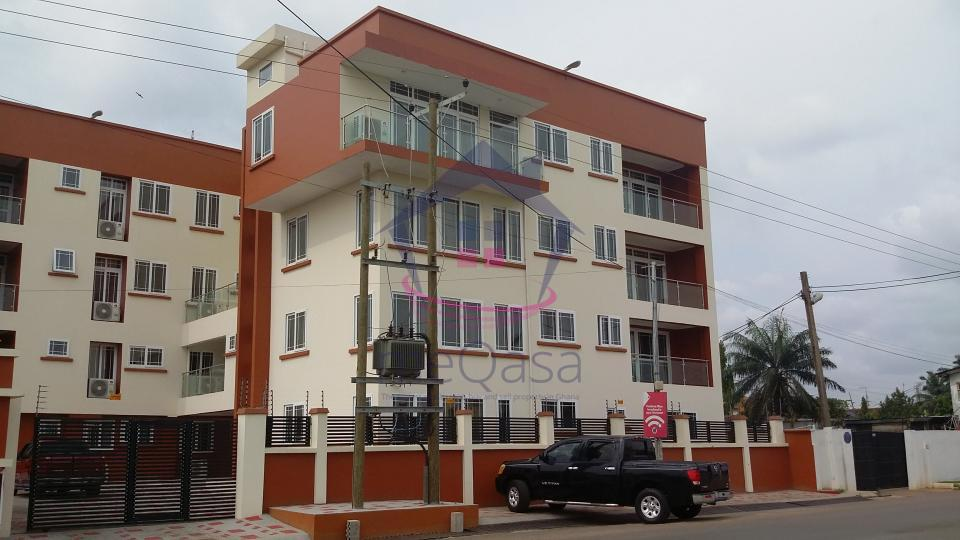 1 bedroom apartment short let at Dzorwulu listed by Adumba Real Estate on meQasa.com