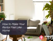 Make Your Rental Feel Like Home