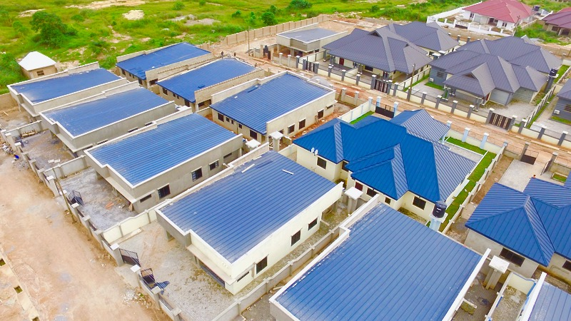 JB Homes by JB Homes Limited in Kumasi