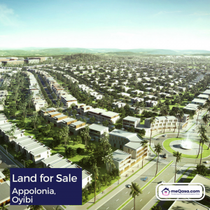 Land for Sale Appolonia, Oyibi