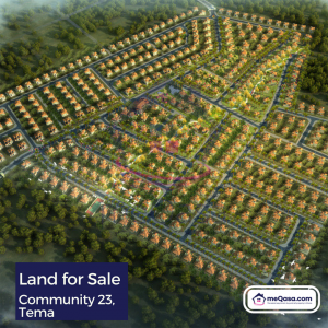 Land for Sale at Community 23