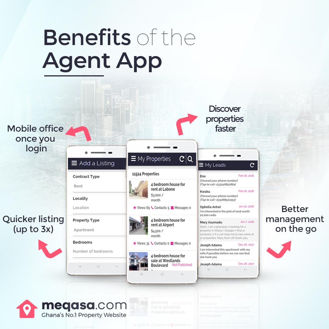 meqasa Agent App