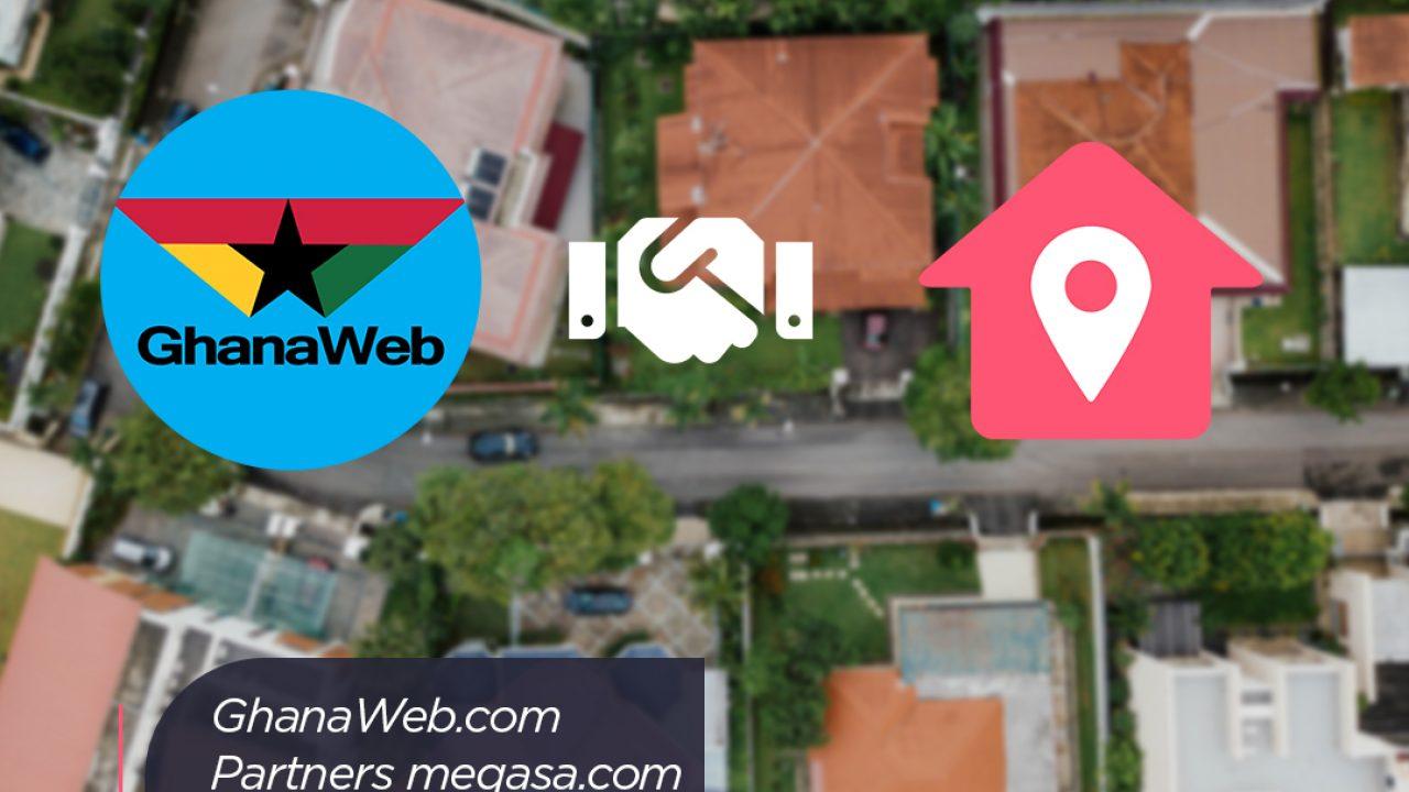 GhanaWeb & meqasa com Launch New Real Estate Vertical