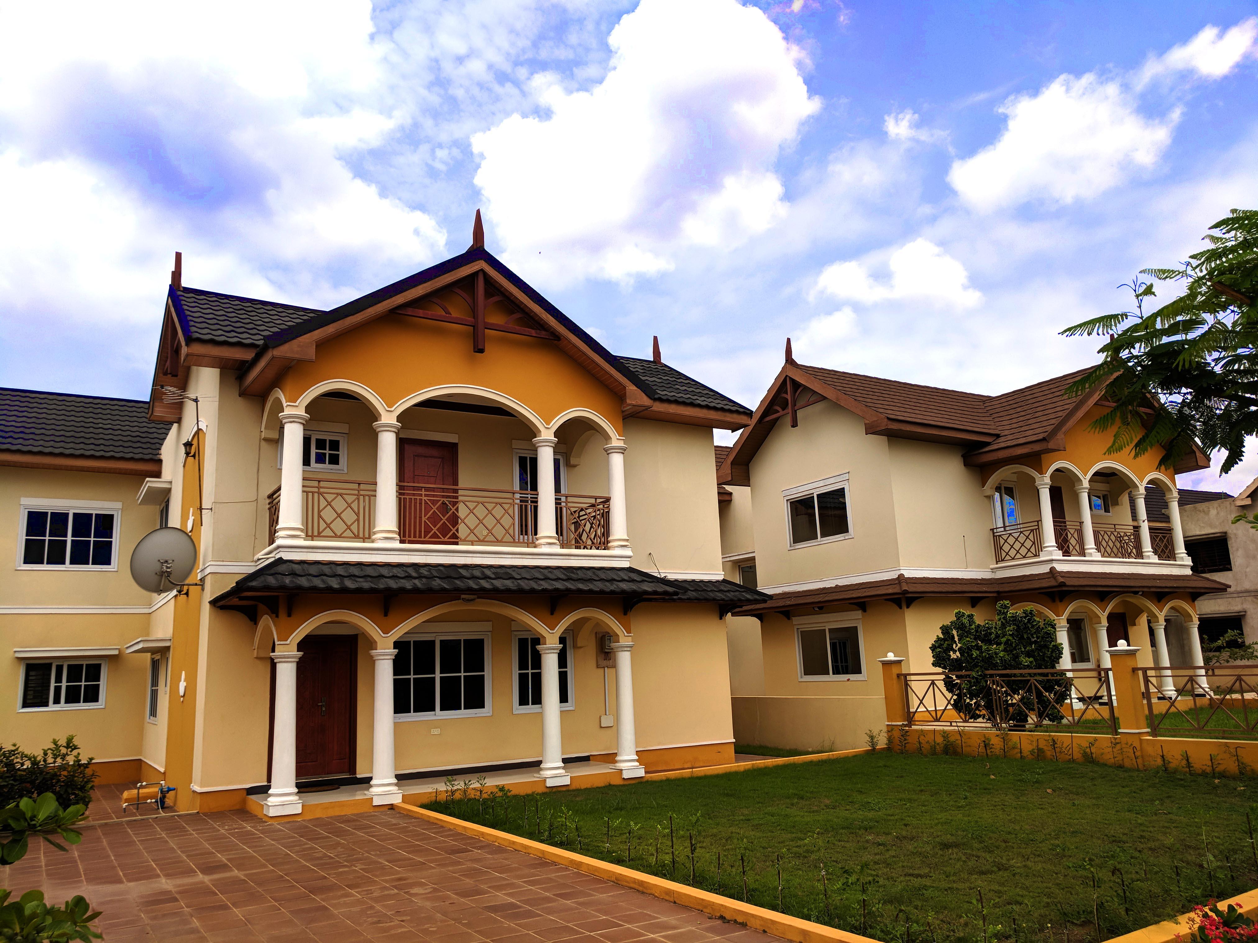 Paradise Estate by real estate developer Swami India at East Legon Hills