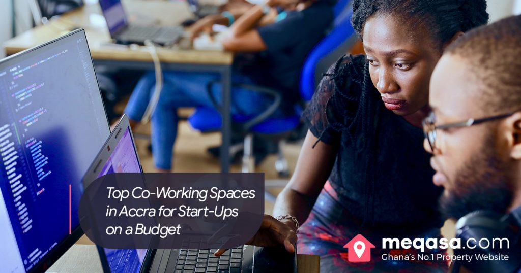 top accra coworking spaces