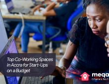 Top Accra Co-Working Spaces for Start-Ups on a Budget