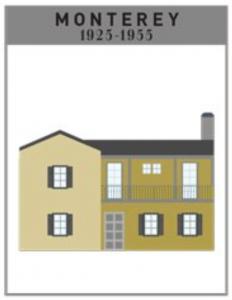 Monterey House Style